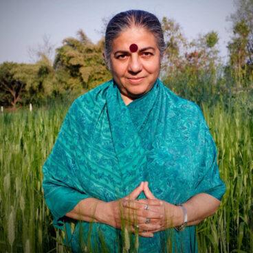 Odnawianie naszej Ziemi. Wywiad z Dr Vandaną Shivą i BK Jayanti z okazji Dnia Ziemi @ wydarzenie online FB brahmakumarisgdansk/live/