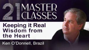 Mądrość z serca - wywiad z Kenem O'Donnell z Brazylii @ https://www.facebook.com/brahmakumarisgdansk/