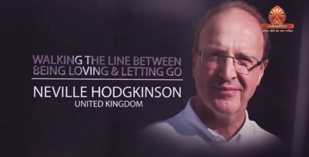 Balansowanie pomiędzy kochaniem a odpuszczaniem. Wykład online z  Nevillem Hodgkinson z Wielkiej Brytanii @ https://www.facebook.com/brahmakumarisgdansk/